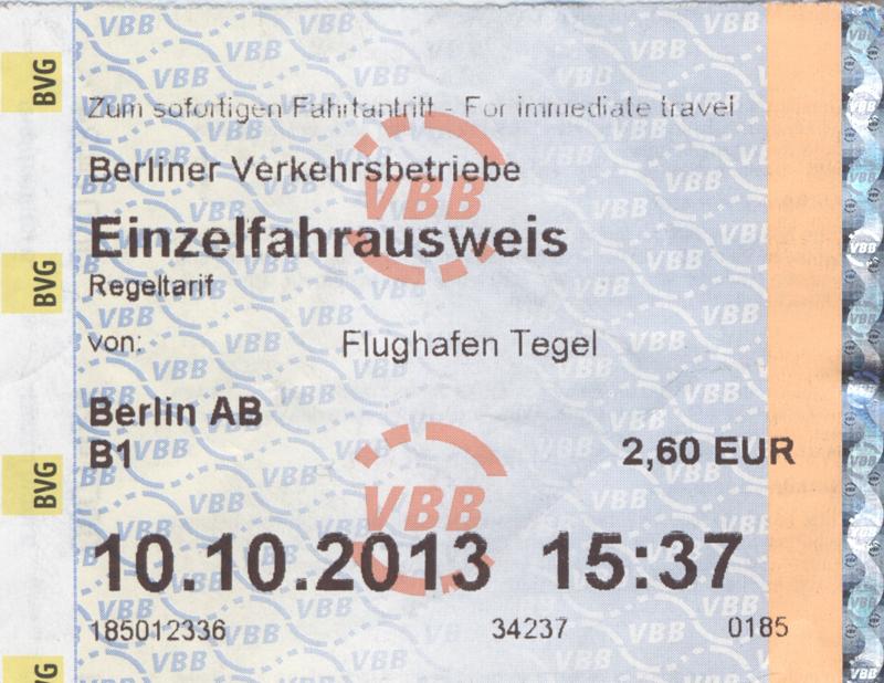 fahrausweis muster vbb