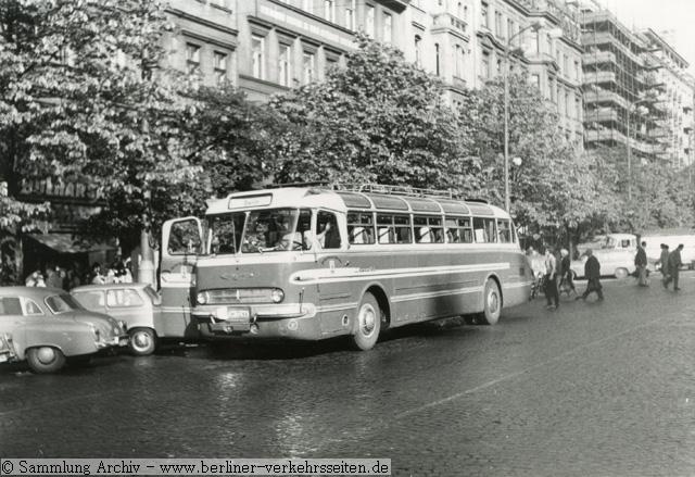 strandbad wannsee bus