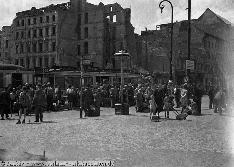 Die Entwicklung Der Berliner Strassenbahn Von 1900 1945